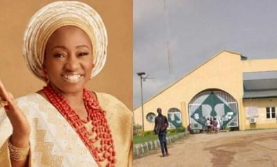 Ekiti First Lady, Bisi Adeleye-Fayemi denies ordering policemen to shoot FUOYE students