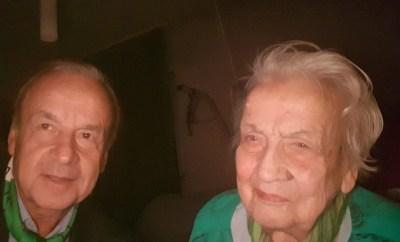 Super Eagles coach Gernot Rohr loses mom?
