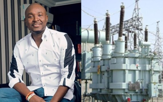 Akin Alabi shares experience with ungrateful youths of a  community he bought a transformer for