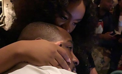 """""""A beautiful life. My beautiful wife"""" Davido says as he thanks Chioma for """"everything"""""""
