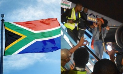 South Africa may impose 10-year travel ban on evacuated Nigerians