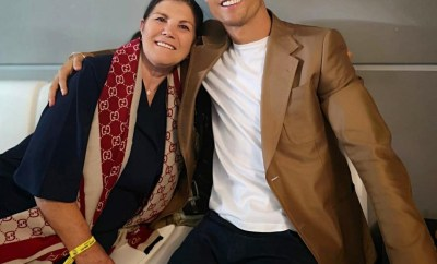 Cristiano Ronaldo explains why he has banned his mum from watching football matches