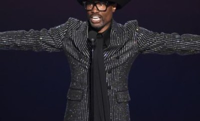 Billy Porter becomes first openly gay black man to win lead actor in a drama at the Emmys