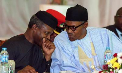 Reports of cold war between Buhari, Osinbajo are mere gossip- APC governors