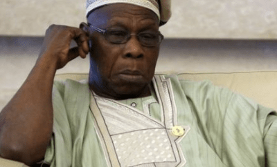 Xenophobia:?Obasanjo advises Nigerians evacuated from South Africa to return to the country