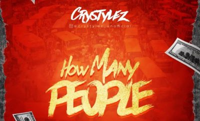 Crystylez - How Many People