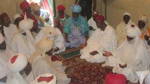 Emir to poor Nigerian men: