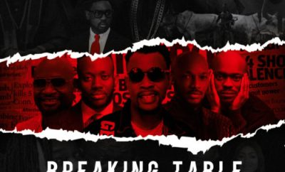 Maleke X 2Baba X Mr Jollof X J Martins X Ayirimami - Breaking Table