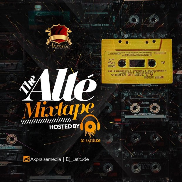 MIXTAPE: DJ Latitude - The Altè Mixtape