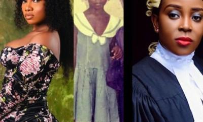 Nigerian female lawyer shares her inspiring story as she faults the idea BBNaija