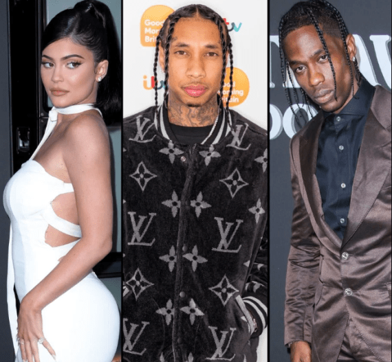 Kylie Jenner finally responds to news she split from Travis Scott and reunited with Tyga