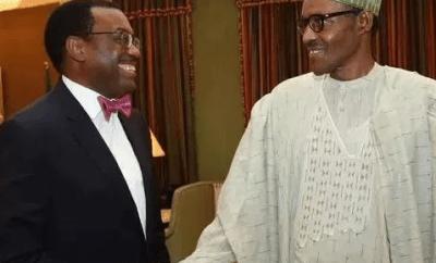 Buhari nominates?Akinwunmi Adesina for re-election as President of African Development Bank (AfDB)