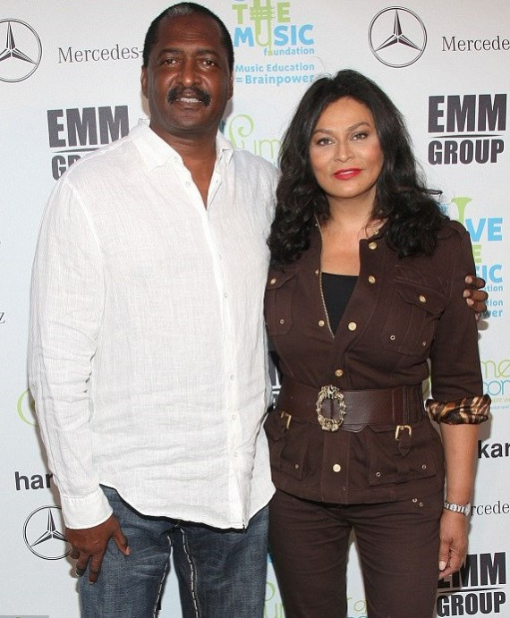 Tina Lawson breaks silence on ex-husband Mathew Knowles? breast cancer diagnosis