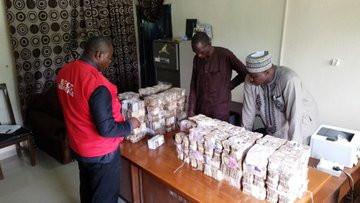 EFCC recovers N65.5m from Zamfara INEC Office