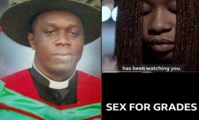 UNN lecturer and Pastor reverses claim of #sexforgrade documentary being doctored after backlash