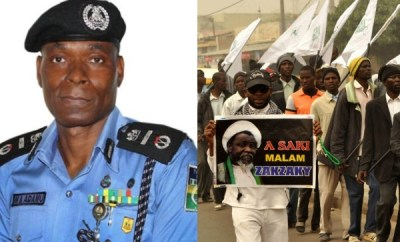 You?re free to be Shiites but not IMN members - IGP Mohammed Adamu