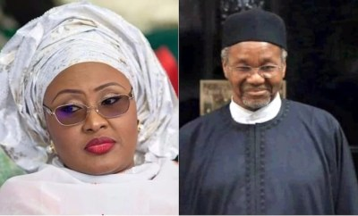 Aisha Buhari reveals why she