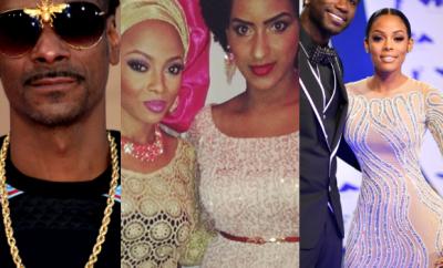 Juliet Ibrahim joins Toke Makinwa in shutting down Snoop Dogg