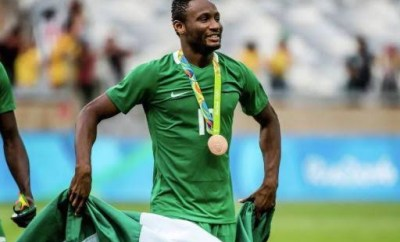 I wanted to leave Super Eagles in 2013, but the NFF persuaded me - John Mikel Obi reveals