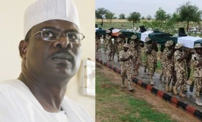 Nigerian Army asks Senator Ndume to prove Boko Haram killed 847 soldiers