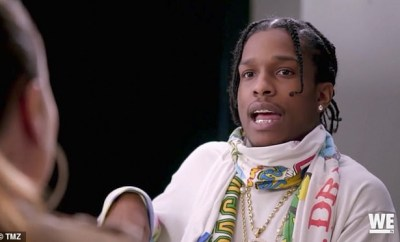 A$AP Rocky says he is a sex addict, says it began in Junior High School