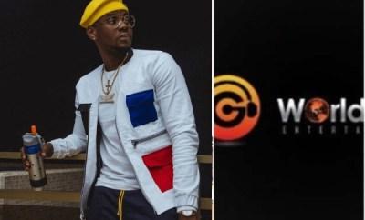 G-Worldwide sues Kizz Daniel for N500m