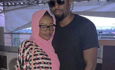 Unmarried Hausa couple condemned for posting this picture