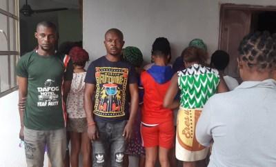 Hotel where underage girls sleep with men for N500 and N1,000 found in Ogun