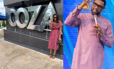 Ese Walter who first accused Pastor Fatoyinbo of sexual abuse reveals she recently attended COZA in disguise. Shares her reason