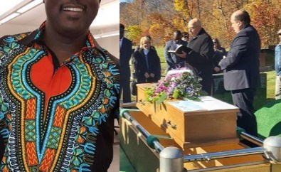 Photos from the funeral of Nigerian scholar, Pius Adesanmi who died in Ethiopian Airlines crash