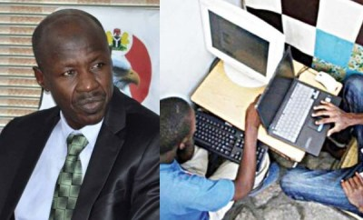 Yahoo boys? mothers now forming association - EFCC Chairman Ibrahim Magu