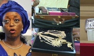 Foreign auctioneers invited as EFCC plans sale of Diezani?s N14.4bn jewellery, houses