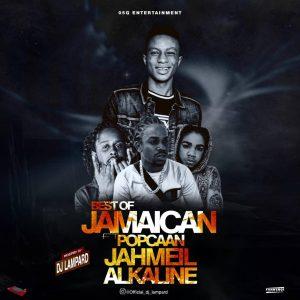 05G DJ Lampard - Best Of Jamaican Mix