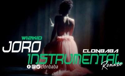 Wizkid - Joro [Clonbaba Instrumental Remake]