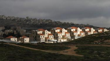 Neve Yaakov settlement in East Jerusalem