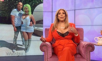 Nicki Minaj rips Wendy Williams apart for bringing up husband
