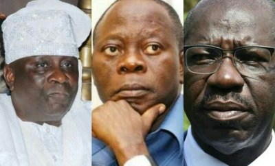 Oshiomhole shares his own side of the story on attack on Oba Akiolu, Oba Otudeko and others at his residence