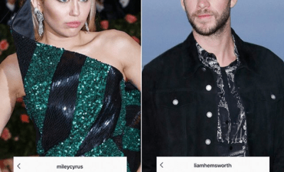 Miley Cyrus and Liam Hemsworth make their split Instagram official by unfollowing each other