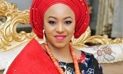 "?I was 16 years old and a stark illiterate when I married my husband"" -?Bauchi First Lady, Aishatu Mohammed"