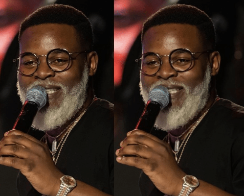 Photo: Falz goes blonde with his beards