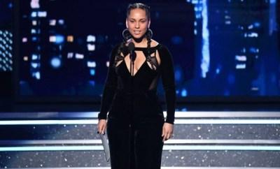 Alicia Keys set to host The Grammy