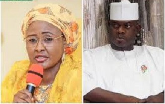 Forgive and forget - Aisha Buhari tells Kogi residents