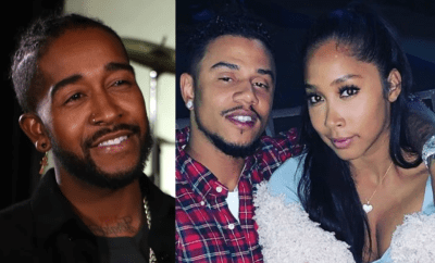 Omarion finally breaks silence about the relationship between ex- Apryl Jones and his B2K bandmate Lil Fizz (Video)