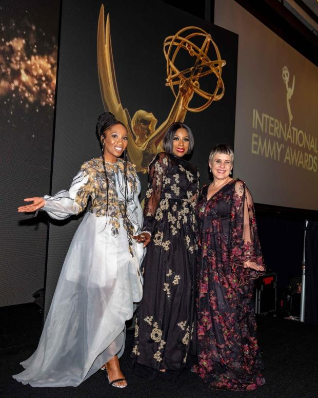 Mo Abudu becomes first African to chair 47th International Emmy Awards Gala