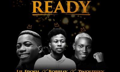 Bobby Jay - Ready ft Zinoleesky & Lil Frosh