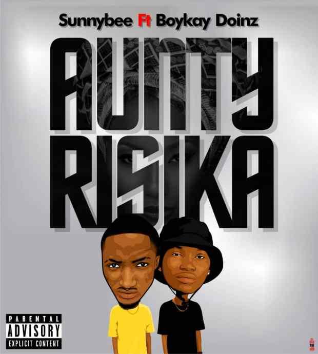 Sunny Bee ft. BoyKay Doinz - Aunty Risika