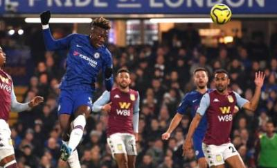 Tammy Abraham heads Chelsea in front
