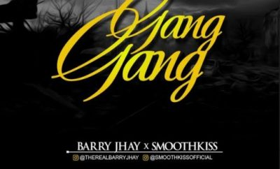 Barry Jhay ft. SmoothKiss - Gang Gang (Prod. Tuzi)