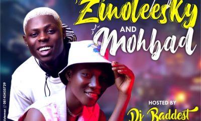 Best Of Mohbad & Zinoleesky Mix
