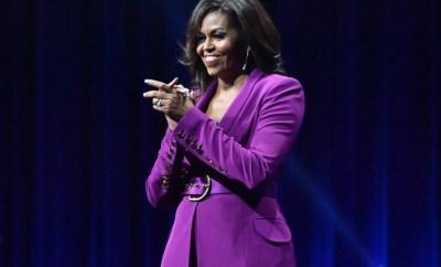 Michelle Obama named